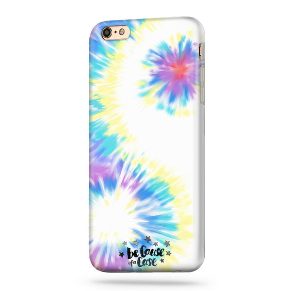 Tie Dye Cover - Because of a Case