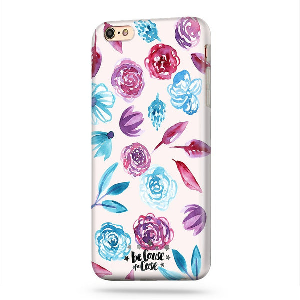 Classy Floral Cover - Because of a Case