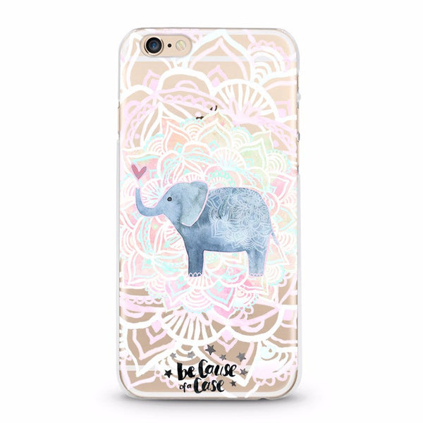 Save the Elephants! We Heart You - Because of a Case