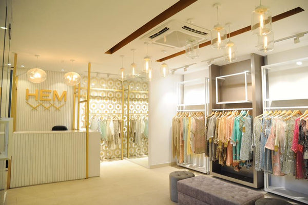 Launch of HEM's Flagship Store & Debut Collection