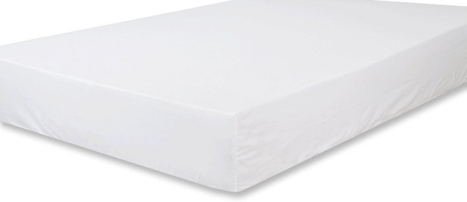 Fitted Sheet Microfiber (White)