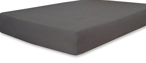 Fitted Sheet Microfiber (Grey)