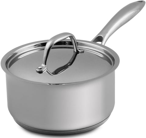 Premium Quality Stainless Steel Saucepan
