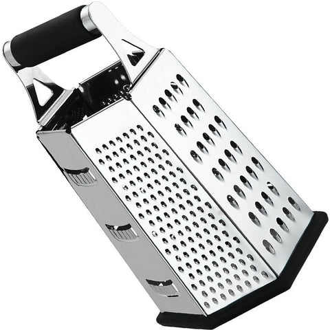 Vegetable Slicer Stainless Steel 6 Sides