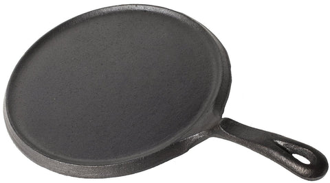 Cast Iron Round Griddle 10.5 inches