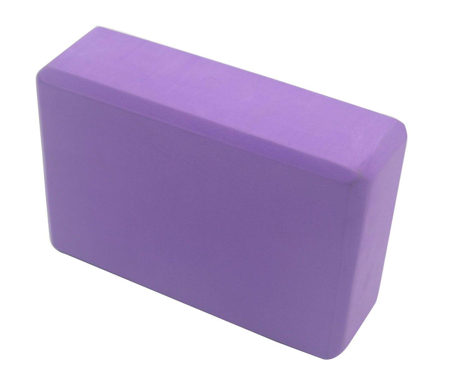 Dense Foam Yoga Block (set of 2)