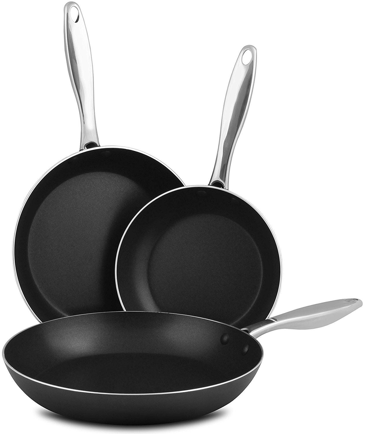 Aluminium Nonstick Frying Pan Set