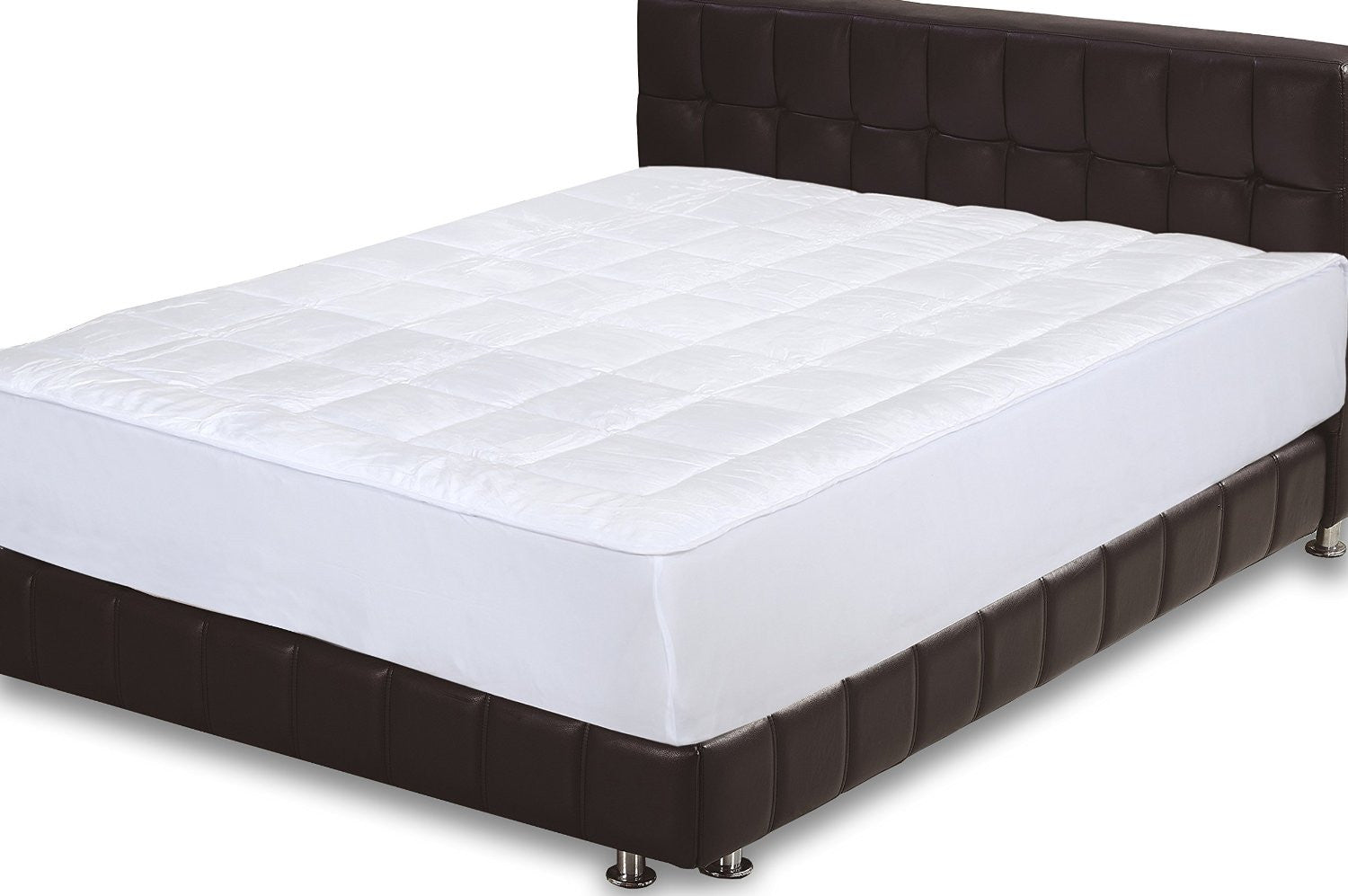 Micro Plush (Fleece) Mattress Pad