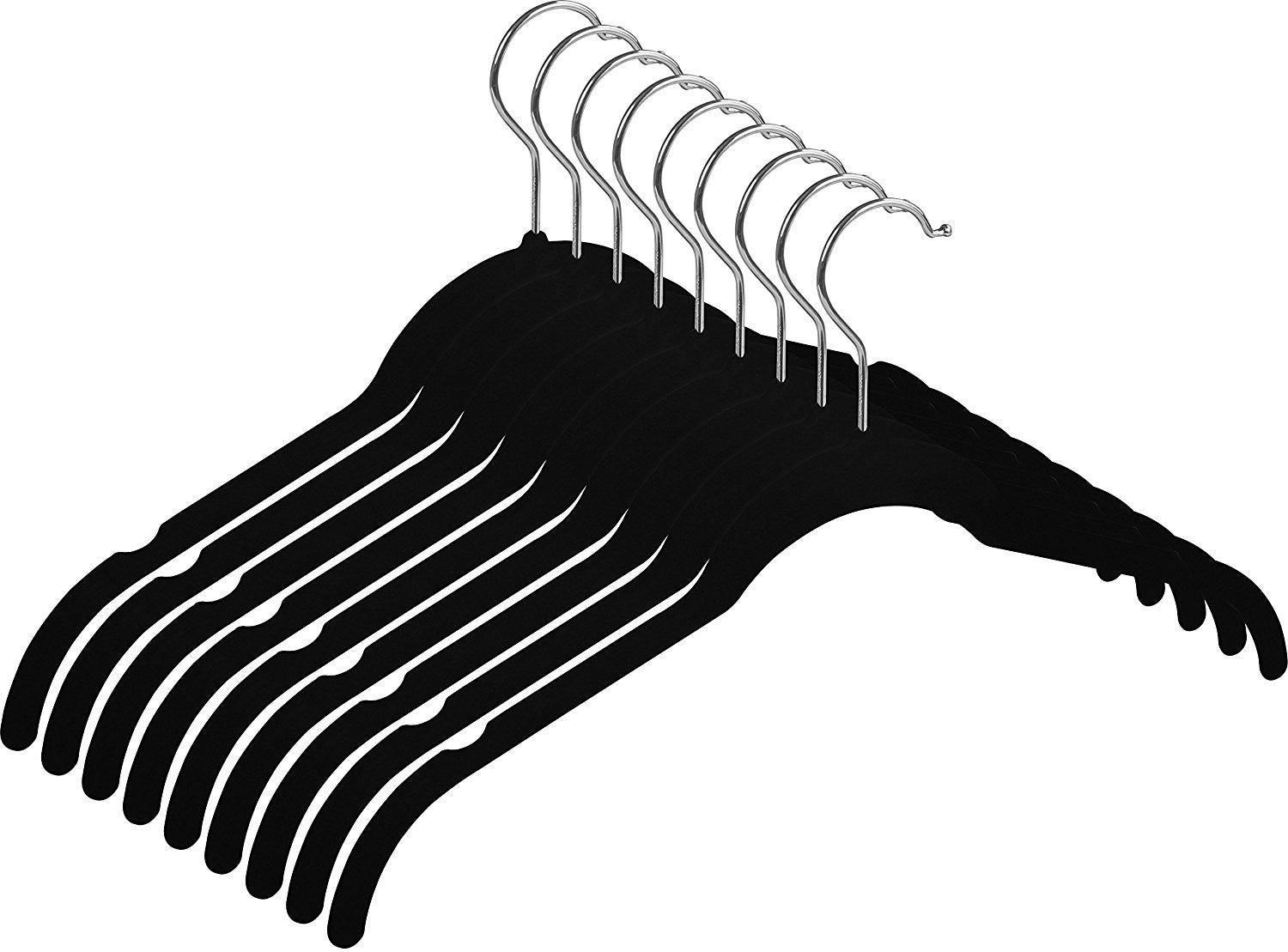 SHIRT VELVET HANGERS (PACK OF 50)