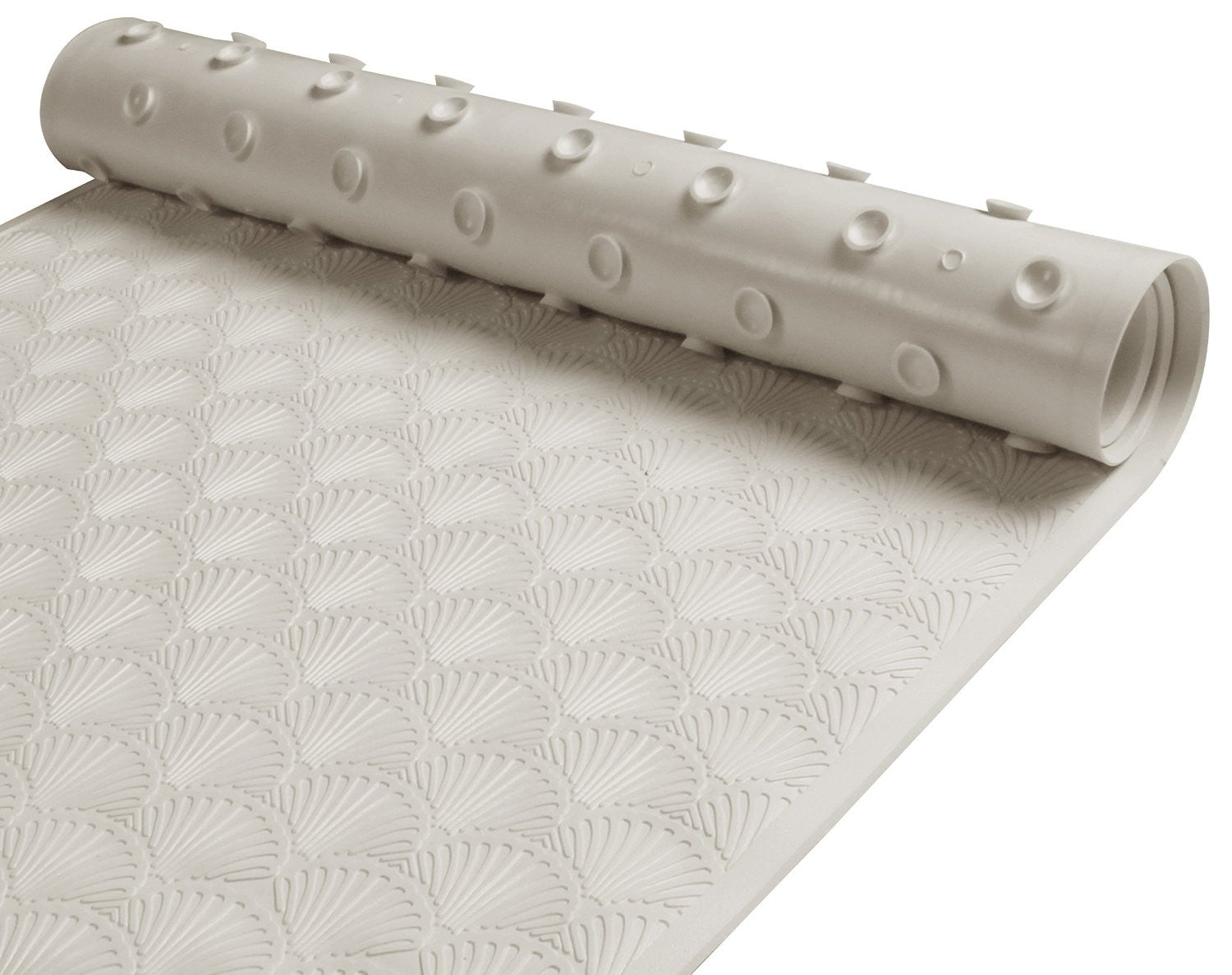 Solid Silicon Rubber Bathtub Mat