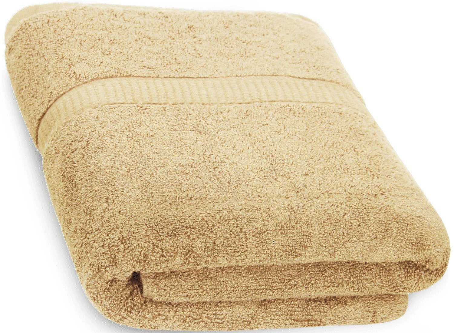 Luxury Bath Sheet Towel (Champagne)
