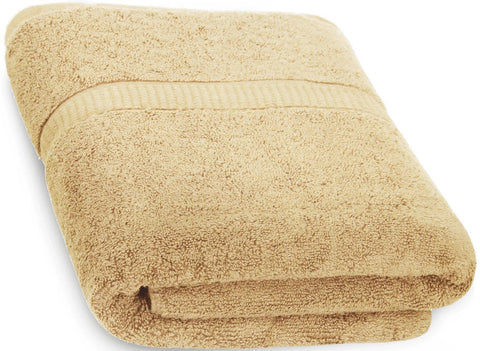 Cotton Luxury Bath Towel - Champagne