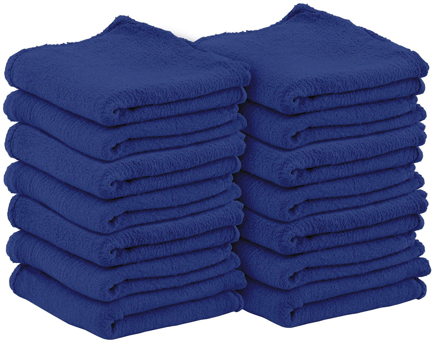Shop Towels (Pack of 100, 14 X 14 Inch)