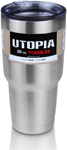 Stainless Steel 30 oz. Tumbler