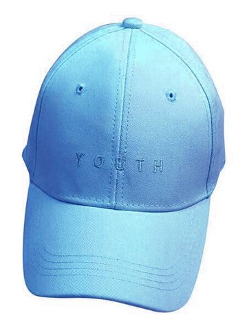 Youth Adjustable Ballcap