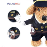 Pet Police Uniform