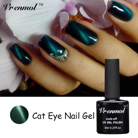 Cats Eyes Gel Nail Polish