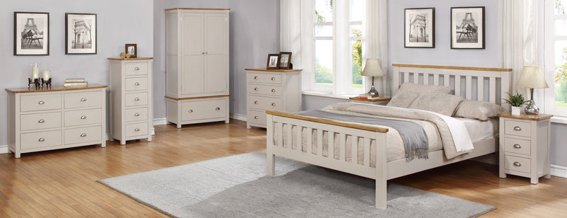 Oak VIllage Bedroom Furniture