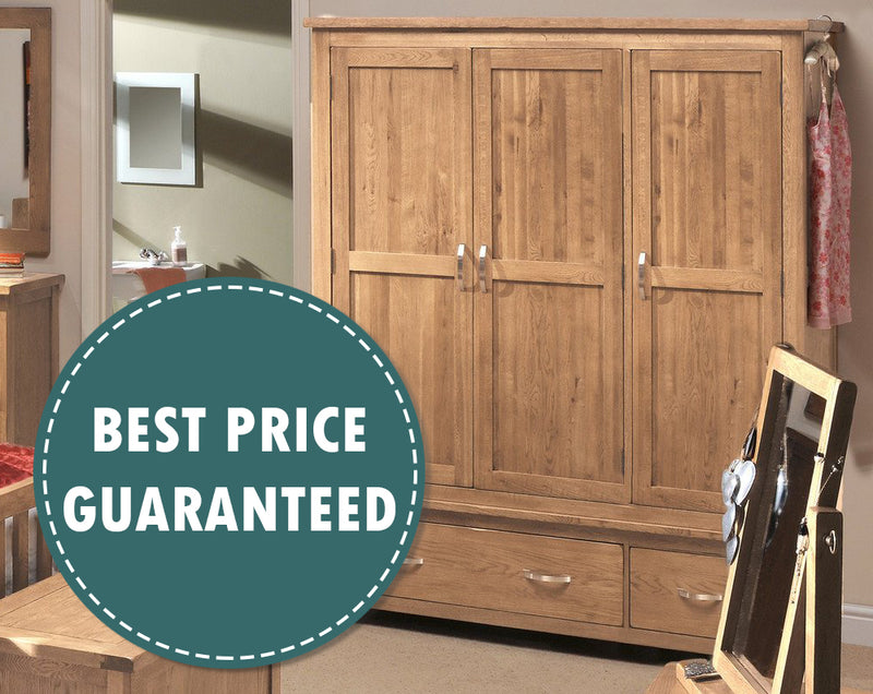 Best Price Oak Furniture
