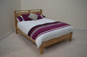 Bloomsbury Bedstead - Oak Village