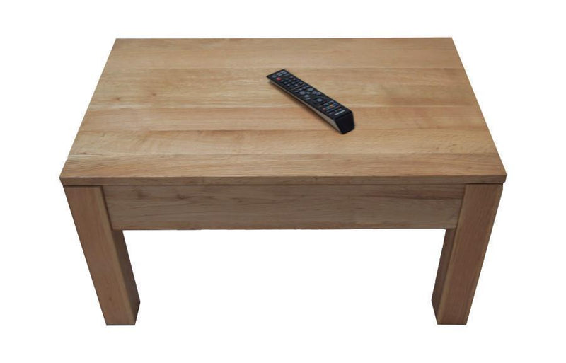 Bloomsbury Coffee Table - Oak Village