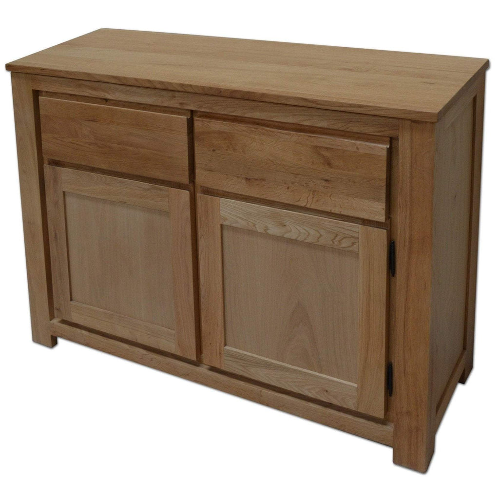 Bloomsbury Large 2 Door Sideboard - Oak Village