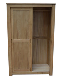 Bloomsbury Sliding Wardrobe - Oak Village