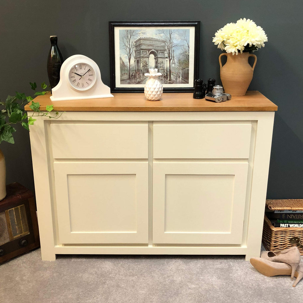 Harlow Painted Large Sideboard - Oak Village