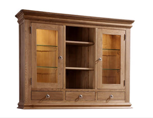 Normandy Farmhouse Dresser - Oak Village