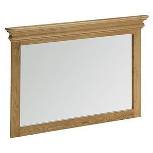 Normandy Farmhouse Large Wall Mirror - Oak Village