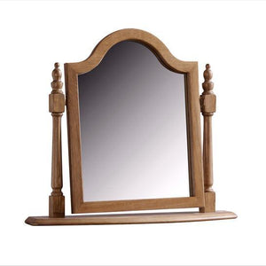 Normandy Farmhouse Swing Mirror - Oak Village