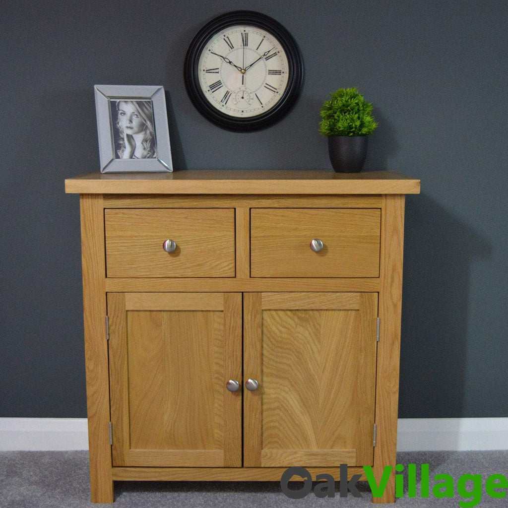 Oakley Small Sideboard - Oak Village