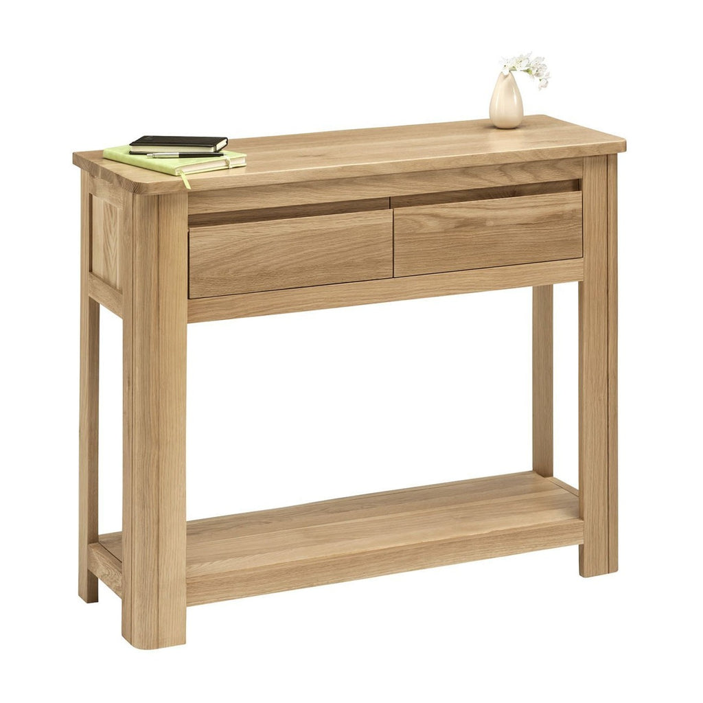 Soho Console Table - Oak Village