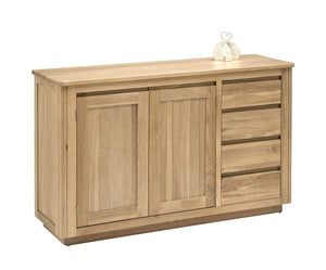 Soho Large Sideboard - Oak Village