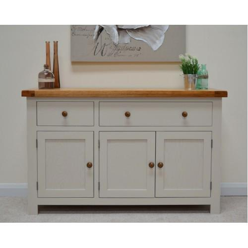 Walcot Large Oak Sideboard - Oak Village