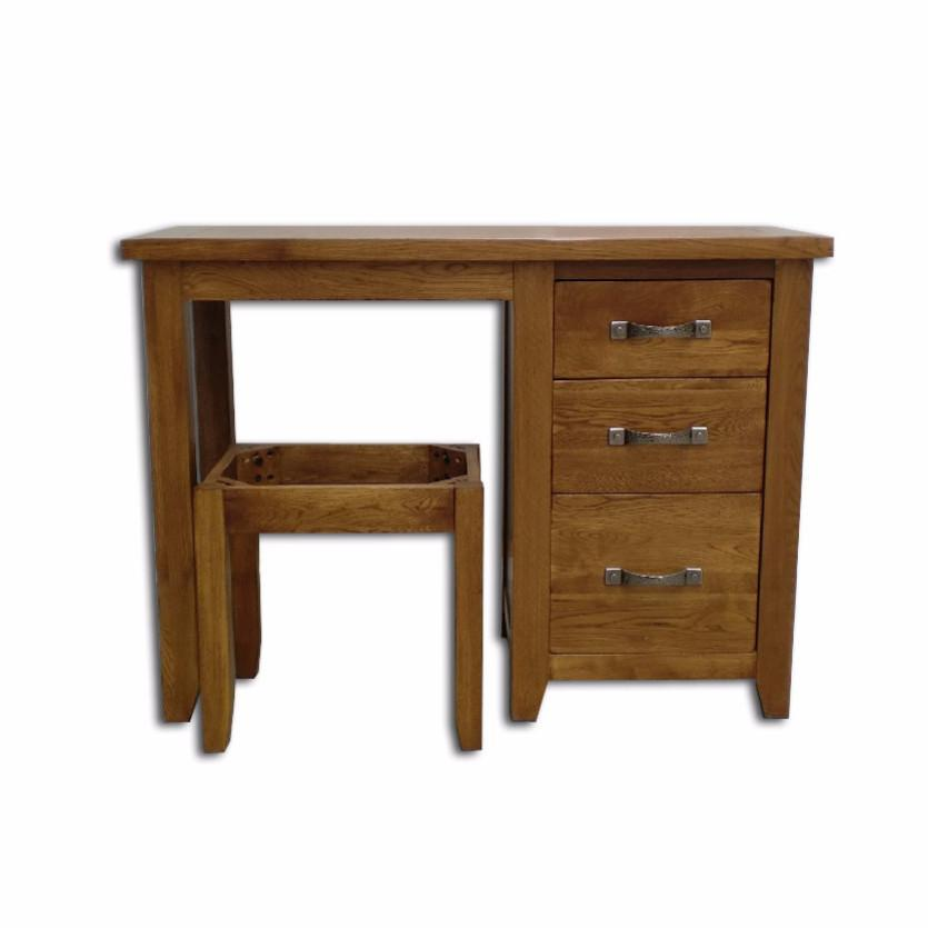Wessex Country Oak Dressing Table - Oak Village