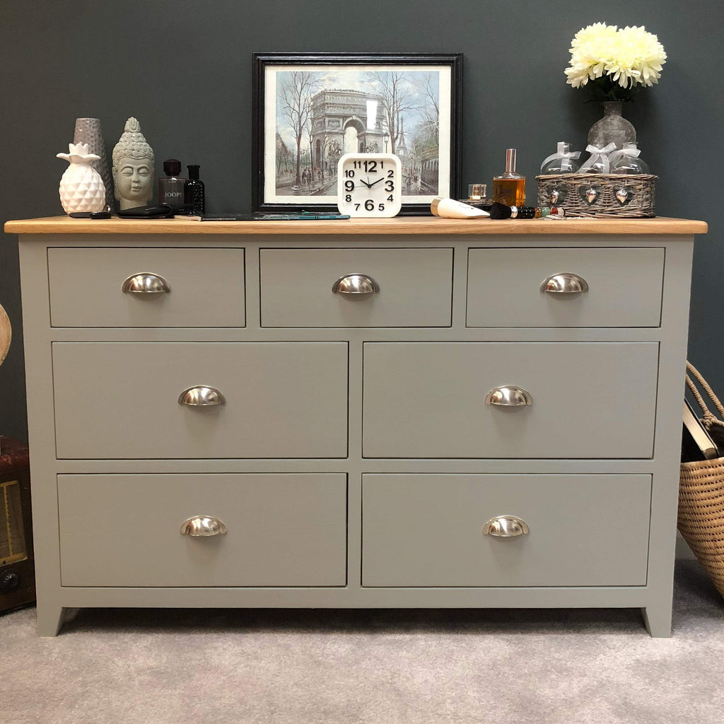 Dining Room Chest Of Drawers: Oak Village