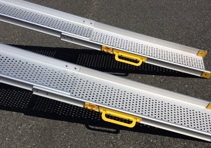 Telescopic Ramp 2 metres
