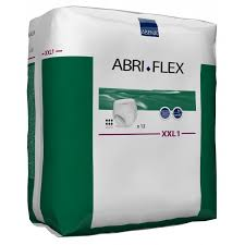 Pull up incontinence pads Abri Flex Bariatric