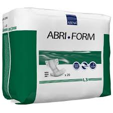 All in one incontinence pads Abri Form Comfort