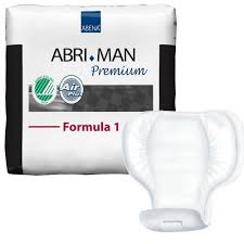 Male incontinence pads Abri Man