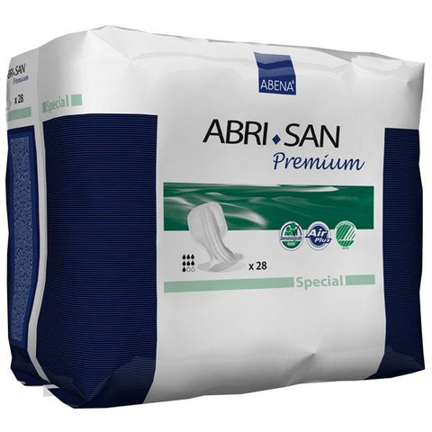 Image of Shaped incontinence pads Abri San Premium