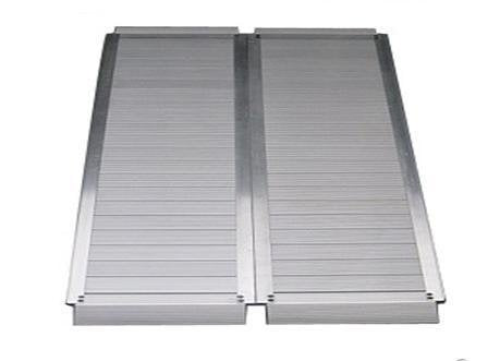 Ramp - Aluminium Single Hinged Folding