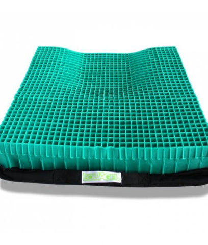 EquaGel Adjustable Pressure Cushion including Cover