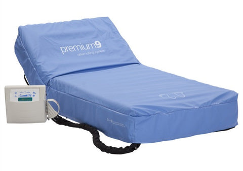 "Electric Peak Care 9"" (225mm) pressure care mattress replacement"
