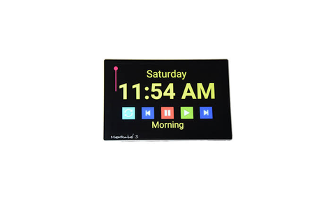 MemRabel 3 Wi fi APP enabled Orientation Clock