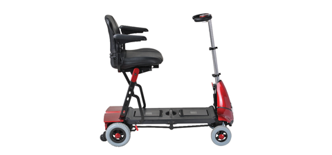 Image of Mobie folding mobility scooter