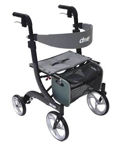 Image of Drive Nitro Rollator 4 Wheel Walker