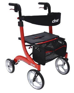 Drive Nitro Rollator 4 Wheel Walker