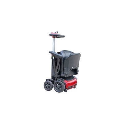 Getabout remote folding mobility scooter